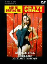 You're Driving Me Crazy (DVD, 1999)