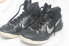 Nike Hyperdunk Black High Top Basketball Shoes Size 9 Mens