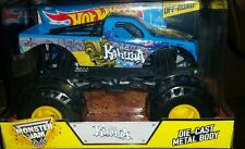 2015 Hot Wheels Monster Jam Truck 1:24 Scale Big Kahuna Ships World Wide