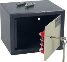Safe 2 Schlüssel Möbeltresor Tresor Minisafe Minitresor Geldschrank MKSP5552