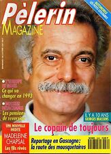 Mag rare 1991: GEORGES BRASSENS_LIONEL CASSAN_EXPO GIVENCHY_AUNG SAN SUU KYI