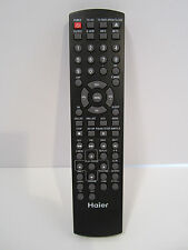 HAIER remote control VC532237 audio video DVD TV AV DTV