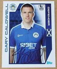 TOPPS-Premier League 2012-Autoadesivo RACCOLTA-N. 428-Gary Caldwell
