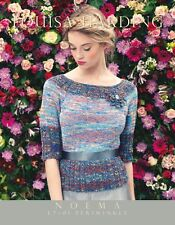 Louisa Harding L701 Periwinkle - Noema yarn - Single Pattern