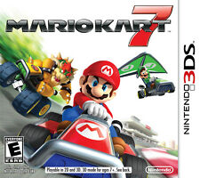 Mario Kart 7  Nintendo 3DS Game