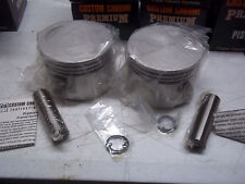 Harley CCI Premium Evo Evolution 1340 Piston Set STD Size 84-99