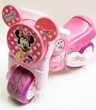 Disney Minnie Mouse Motorbike Ride-On***New cost from £39.99***.