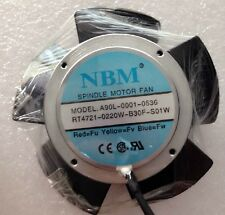 A90L-0001-0536/R NBM Fan replacement for Fanuc spindle motor high performance