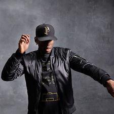 adidas X Paul Pogba Bomber Jacket / Yeezy / Small Black Gold