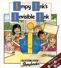 LETTERLAND STORYBOOKS - IMPY INK'S INVISIBLE INK + JUMPING JIM IN THE JUNGLE P/B