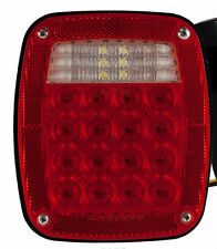 Truck-Lite 5071 LED Box Style Stop Turn Tail and Backup Lamp - Three Stud Mount