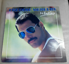 Freddie Mercury Mr Bad Guy 1st Press Excellent Vinyl Record LP CBS 86312
