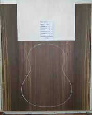 Tonewood Wenge 2115 Tonholz Guitar Builder Luthier Acoustic BACKS SIDES SET