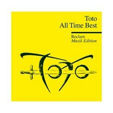 TOTO - ALL TIME BEST (RECLAM MUSIK EDITION 27)  CD  16 TRACKS ROCK & POP  NEU