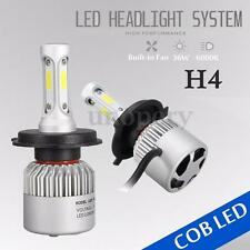 Par 72W 9000LM 6500K H4 9003 LED Headlight Conducción Luz Antiniebla Faro Blanco