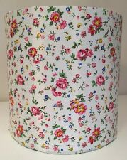 Cath Kidston Lampshade Spray Flowers Floral Handmade 20cm, Vintage, Shabby Chic