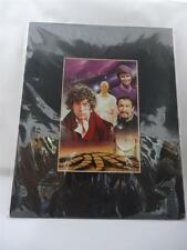 GENUINE HANDSIGNED TOM BAKER DR WHO ( ACTOR) PHOTO & COA-UACC MEMBER