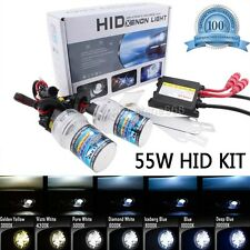 XENON HID KIT WITH XENTEC BALLASTS 9005 H10 HB3 6K FIT Honda Civic Accord 2010