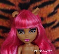 Monster High Howleen Wolf 13 WISHES Nude Doll