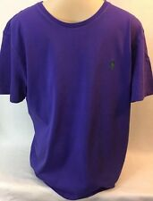 NWT Ralph Lauren POLO Short Sleeve Crew Neck Standard Fit T-Shirt Size Large