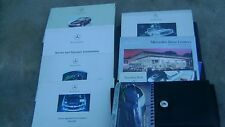 MERCEDES C230 C240 C320 W203 OWNER'S MANUAL BOOK OPERATOR HANDBOOKS