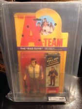 A Team BAD GUY RATTLER Figure Variant GRADED UKG AFA Y80