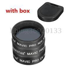 MC+CPL UV +ND8 Circolari Polarizzatore Filtro Kit per DJI Mavic Pro Camera lenti