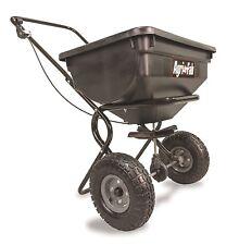 Agri-Fab 85-Pound Push Broadcast Lawn Fertilizer Spreader Sprayer, Free Shipping