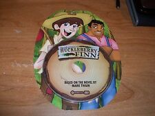 The Adventures of Huckleberry Finn (DVD Movie 2012) Kids Novel by Mark Twain NEW