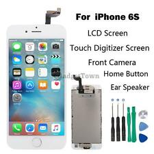 Full Set LCD Touch Screen Digitizer Assembly Replacement for iPhone 6S White