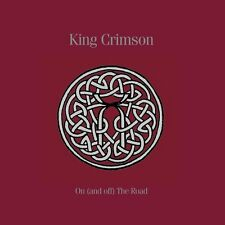 King Crimson On (And Off) The Road 1981-1984 CD DVD Blu-Ray 19 Discs New US Sale