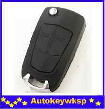 2 Buttons key Case Shell suits holden Vauxhall Opel Astra Vectra Zafira Captiva