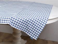 KATIE ALICE Vintage Indigo COTTON TABLE CLOTH