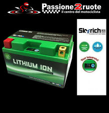 Batteria Litio Skyrich YT12B-BS HJT12B-FP-S ducati monster 900 00 - 02