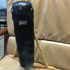 "MAF1 12"" 1:6 1/6 Scale HOT Hand Made Boxing Bag w/ 3 metal weights & frame RARE!"