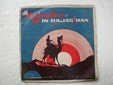 GEET SONGS RAJENDRA JAIN RANU KUMAR MARWARI rare EP RECORD 45 vinyl INDIA EX