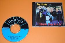 Big Sandy And His Fly-Rite Boys - Jumping From 6 To 6 / Hightone Records 1994