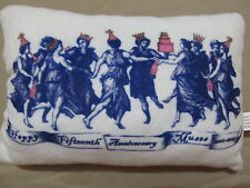 Happy Fifteenth Anniversary Muses Pillow
