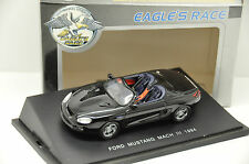 FORD MUSTANG MACH III 1994 NOIRE EAGLE'S RACE 1/43 NEUF EN BOITE