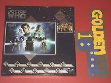 Doctor Who BBC Puzzle 500 piezas Aniversario Nuevo Sellado Regalo De Navidad vendedor de Reino Unido
