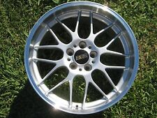 "19"" BBS RGR FORGED RG771H Car Wheel Rim 5x114.3  19x9.5"