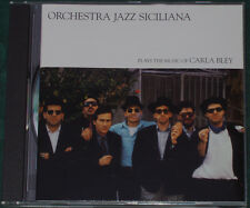 ORCHESTRA JAZZ SICILIANA  : Plays the music of Carla Bley