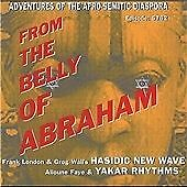 Hasidic New Wave: From the Belly of Abraham CD - David Fiuczynski, Fima Ephron