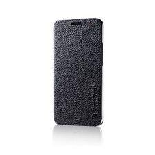 Genuine RIM BlackBerry Z30 Black Leather Flip Case - ASY-55473-001 New