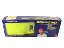 Vintage Jacques Cousteau Aqua Lung Fins/ Flippers