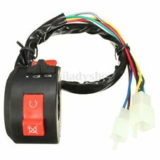 "7/8"" 22MM HANDLEBAR ATV LEFT START KILL SWITCH 50-110CC CHINESE MOTORCYCLE BIKE"
