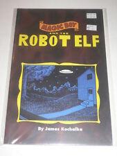Magic Boy & Robot Elf #1 NM Slave Labor Comics May 1996