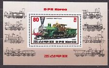 KOREA Pn. 1983 MNH** SC#2311 s/s,  Steam Locomotives - Ilmarinen (Finland 1860)