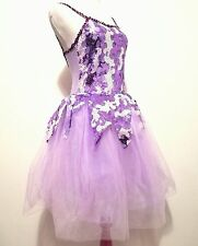 Fairy Princess Ballerina Costume Sz XXLC Revolution Dance Leotard/Tutu