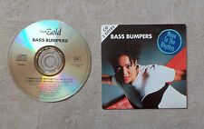 "CD AUDIO MUSIQUE / BASS BUMPERS ""MOVE TO THE RHYTHM"" 2T 1992 CD SINGLE SCORPIO M"